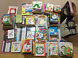 『児童書・絵本』を集めて避難所に届けました
