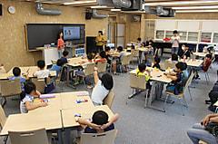 プログラミング教室を実施しました